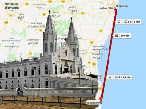Velankanni Mary Matha Church History Timings How Reach