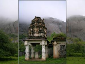 Savandurga Narasimha Temple History Timing Trekking Phot