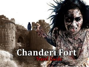 Chanderi Fort Trek History How Reach