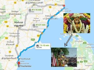 Sikkal Thiruchendur Travel Guide Attractions How Reach
