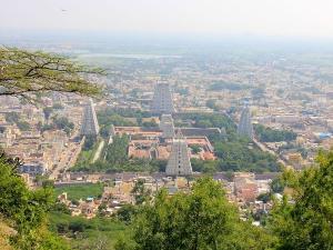 Best Places Visit Tiruvannamalai City