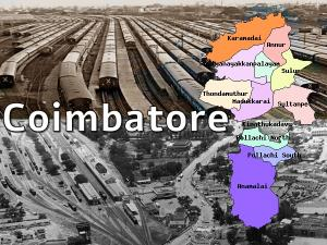 Coimbatore Inside City Photo Tour Attractions Sightseeing