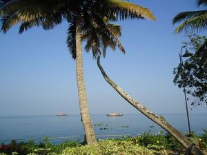 Backwater Tourist Places India