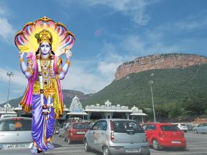 Top Most Famous Lord Vishnu Temples South India