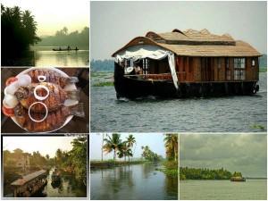 Kumarakom Want Go A Boat House Tour