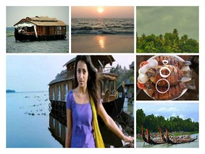A Backwater Boat Trip Alleppey