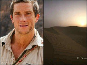 Take On Desert Adventure Like Bear Grylls