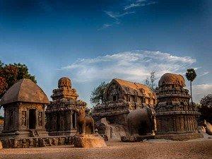 Mamallapuram The Great City Pallavas