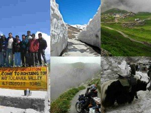 Rohtang Pass The Magnificent Beauty Nature India