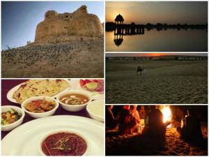 Reasons Visit Jaisalmer Rajasthan Tamil