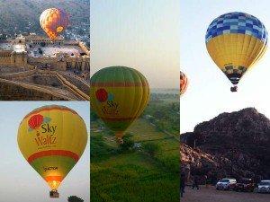 Hot Air Balloon Raid Rajasthan