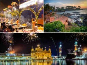 Places Where Diwali Is Celebrated Differently India