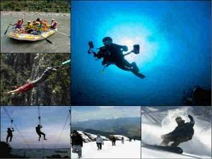 Best Adventure Sports India