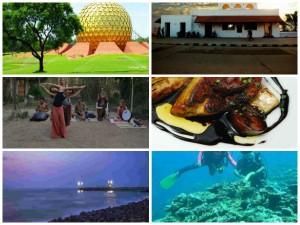 A Scintillating Trip Pondicherry