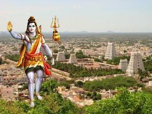 Mystery Annamalayar Temple At Thiruvannamalai