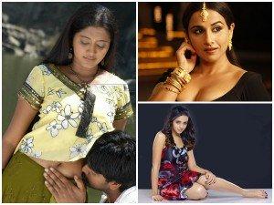 Kerala Actress Native Places