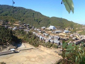 Champhai Growing Town Myanmar But Mizoram