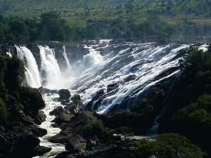The Majestic Shivanasamudra Falls From Bengaluru