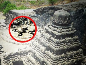 Lets Visit A Mystery Temple At Ellora
