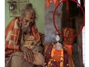 Real Face Anjaneya Who Lived Gandamathana Malai