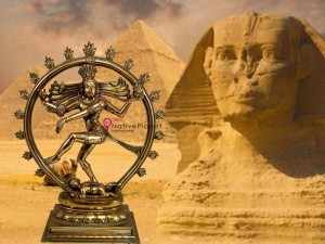 Mystery Natarajar Inside Pyramid Spiritual Travel