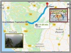 Lets Go Urumbikkarai At Idukki Kerala