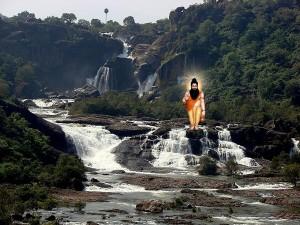 Let S Go Panartheertham Water Falls Near Papanasam