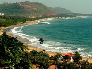 Let S Go Rushikonda Beach Near Visakhapatnam
