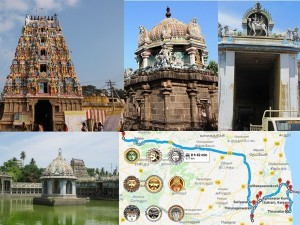 Let S Go The Navagraha Temples A Single Trip