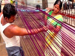 Indian Big Silk House Pochampally
