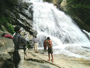 Unknown Waterfalls Tamilnadu