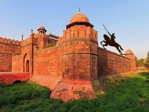 Let S Go Red Fort Near Delhi