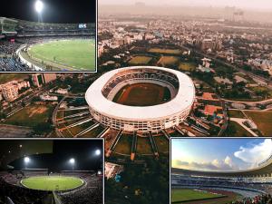 Top 5 Largest Cricket Stadium India