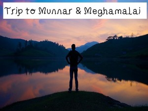 Weekend Trip Munnar Meghamalai Two Day Plan