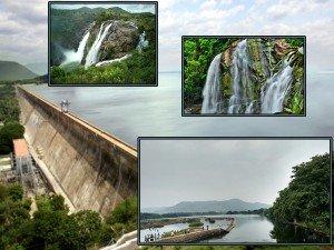 Let S Go Cauvery Special Gagana Chukki Falls Near Shivanasam