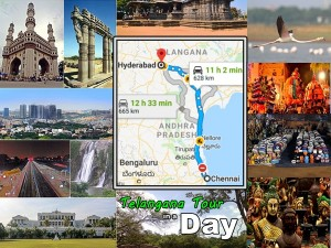 One Day Tour Telangana