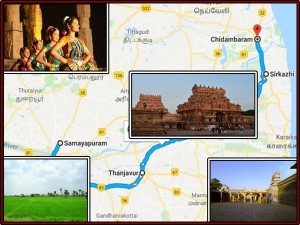 Samayapuram Chidambaram Best Places Visit Cauvery Delta Ci