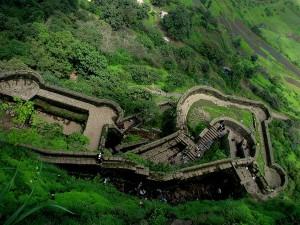 Best Place Trekking At Rajmachi Maharashtra