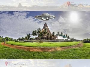 Thanjavur Big Temple Secret Exit