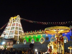 Tirupati Balaji Temple History Timings Reopen