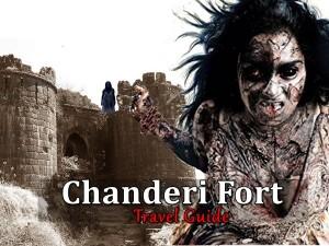 Chanderi Fort Trek History How Reach