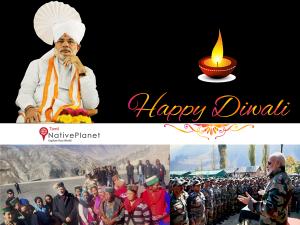 Places Celebrate Diwali Festival Uttarakhand