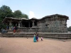 Thousand Pillared Temple At Warangal History Timings How