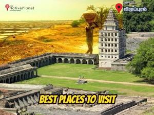 Places Visit Villupuram Things Do How Reach