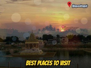 Places Visit Thiruvallur Things Do How Reach