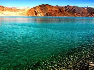 Travel Guide Pangong Lake Ladakh India