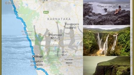 கூர்க் TO கோவா - எங்கவெல்லாம், எப்படியெல்லாம் போகலாம் தெரியுமா ?