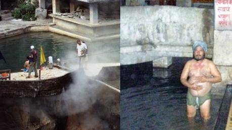 உலகை அழிக்கும் மகா பிரளயம்! சாய்ந்த நிலையில் கோவில்! 8டிகிரி குளிரில் வினோத வழிபாடு!