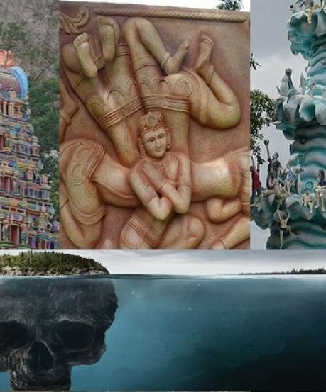 இந்தியாவில் ஒரு ஆஸ்திரேலிய அற்புதத் தீவு - கண்டுகளியுங்கள்