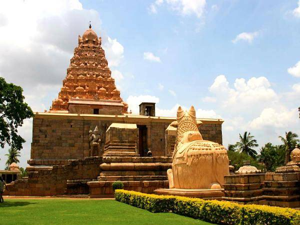 Do You Know The Second Peruvudayar Temple